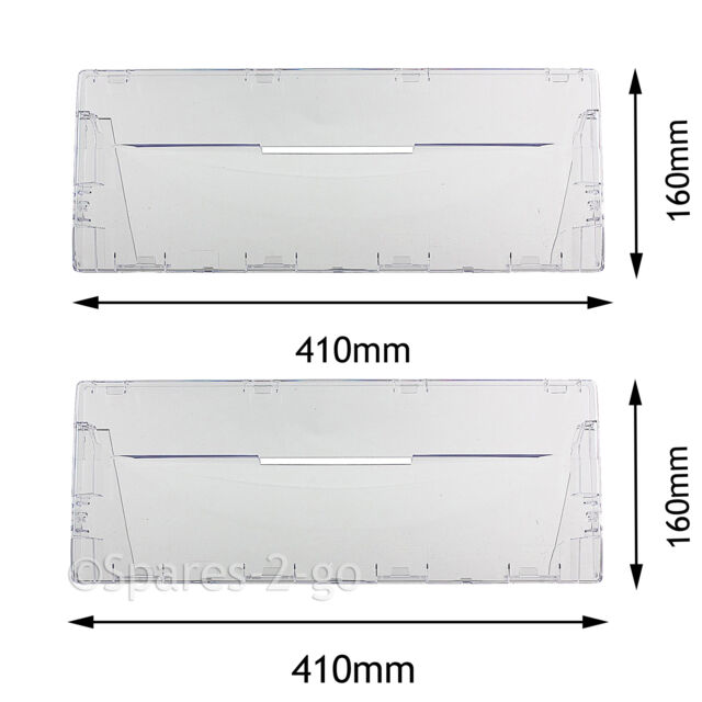 Genuine Hotpoint RFAA52S Drawer Front Flap  Fridge /& Freezer