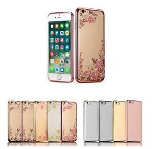 HC-Gel-Jelly-Skin-Case-Cover-Crystal-Clear-Thin-TPU-For-iPhone-6-7Plus-Samsung