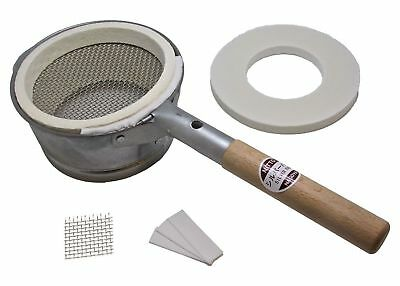 PMC Precious Metal Silver Art Clay Large Stove Top Kiln Oven Big Jewelry Pieces