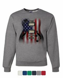 American-Flag-Guitar-Sweatshirt-Rock-and-Roll-Music-Art-4th-of-July-Sweater