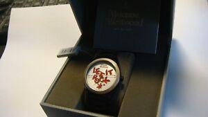 Vivienne-Westwood-St-Pauls-Let-It-Rock-BLACK-dial-Time-Machine-watch-VV072GDBK