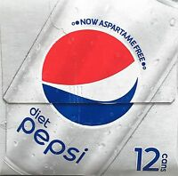 Diet Pepsi, 12 Oz., Pack Of 12