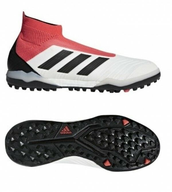 Adidas Men's Predator Tango 18+ Soccer Football Turf Cleats shoes Boots Size 13