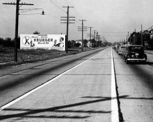 Krueger Beer Photo 8x10 Buy Any 2 Get 1 Free Trenton New Jersey 1941