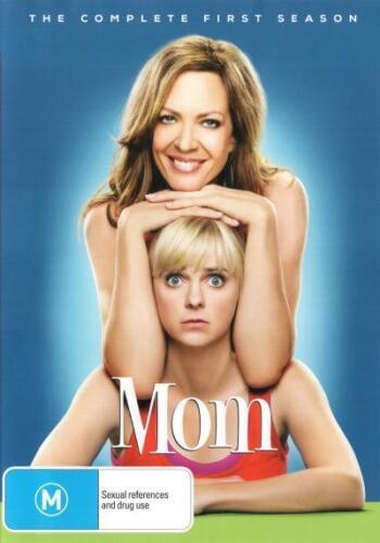1 of 1 - Mom: Season 1  - DVD - NEW Region 4
