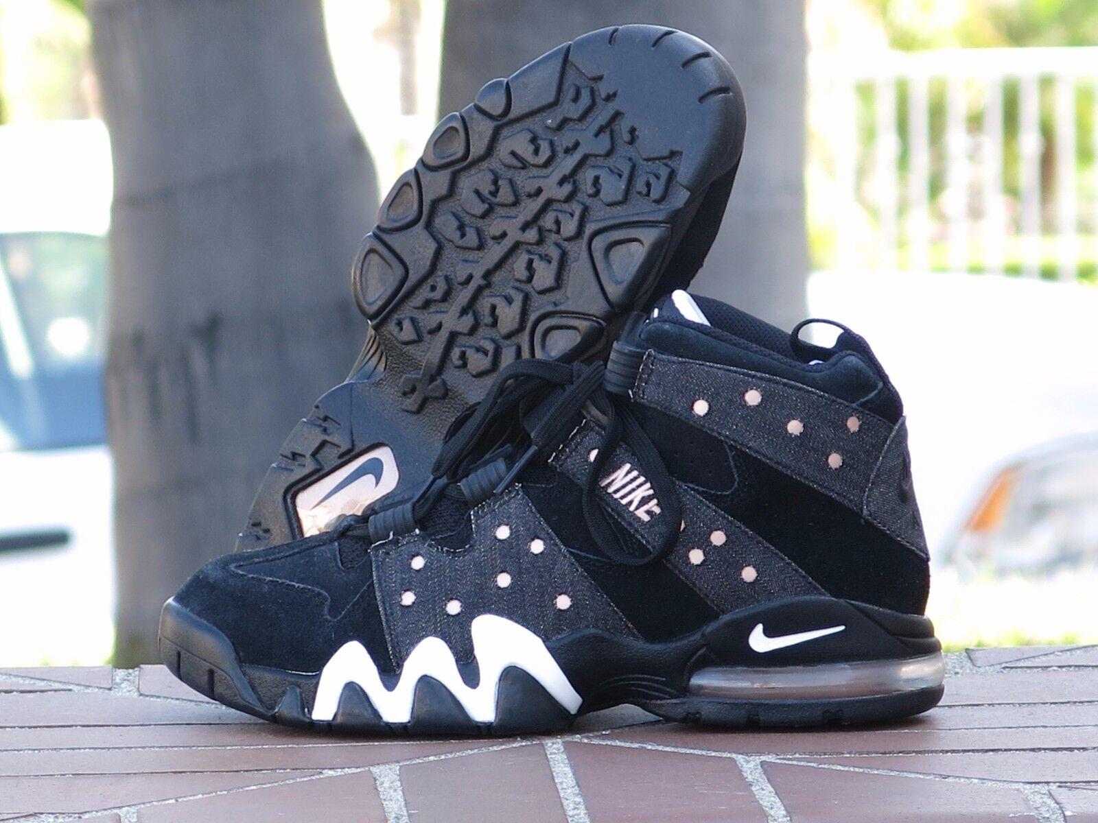 Nike Air Max2 CB 94 Men's Basketball Shoes Charles Barkley 305440-004 SZ 10