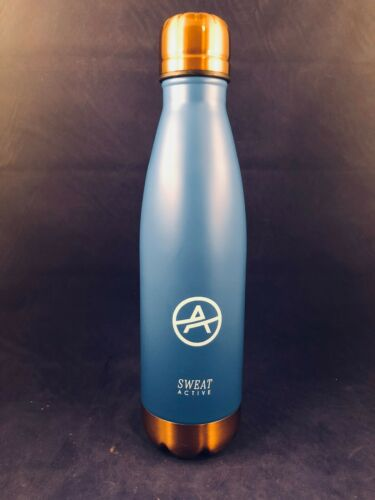 Sweat Active Insulated Stainless Steel Sports Water Bottle Bike Hiking