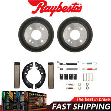 Complete Rear Brake Drum Hardware Kit for Honda Civic 1992-1995