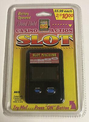 Portable Slot Machines