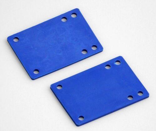 "2 Sets Cal 7 Truck 1//8/"" Skateboard Riser Pads Rubber Blue Color"