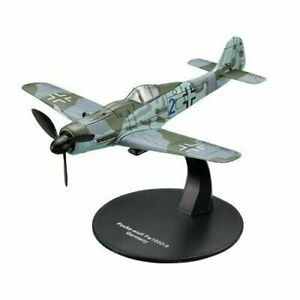 Avion Focke Wulf Fw190d-9 - 1/72 Ww2 Militaire Deagostini Ac15 PréVenir Et GuéRir Les Maladies