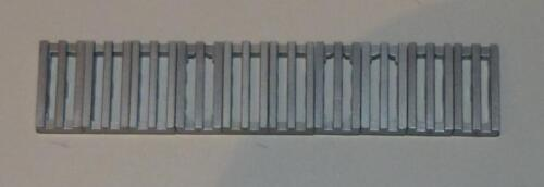Lego Technic Technik 10x Gitterstein 1x2 #2412b matt silber