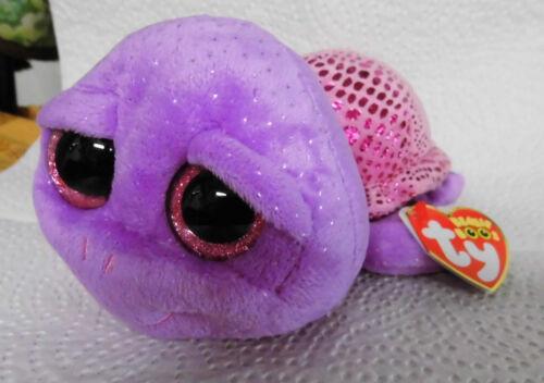 W-F-L TY Boos Slowpoke Slow-Poke Schildkröte Turtle15 cm Glubschi  Boo´s