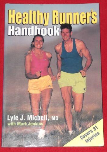 1 of 1 - HEALTHY RUNNER'S HANDBOOK ~ Lyle J Micheli