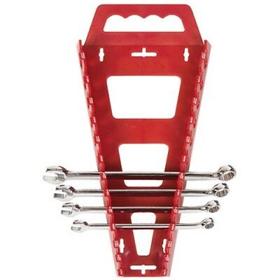 """2019 Ultimo Disegno Hansen Global 5301 Wrench Rack 1/4"""" To 15/16"""" Labels Red Plastic"""