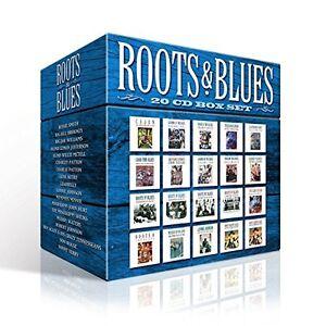 AA-VV-Roots-amp-Blues-BOX-20-CD-NEW-PRENOTAZ-SPEC-PRICE