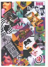 25 POSTCARDS. 60's, MOD,  BIBA, MARY QUANT, TWIGGY, SMALL FACES, VESPA,  POP ART