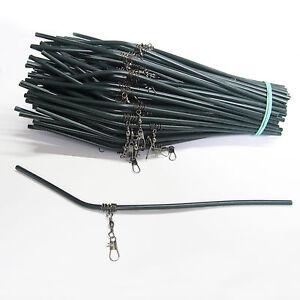 Anti-Tangle-Feeder-Boom-15-30-cm-Abstandhalter-gebogen-f-Blei-Futterkorb-Feedern