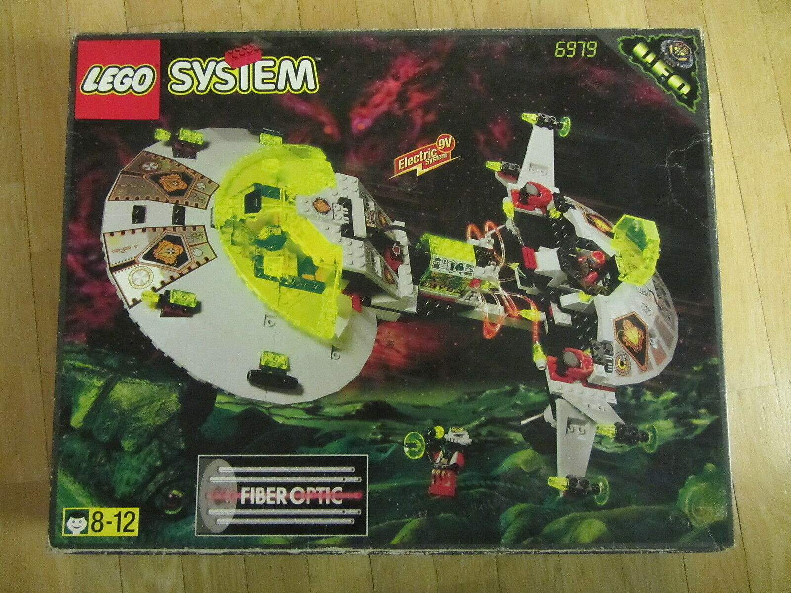LEGO SYSTEM 6979 INTERSTELLARE STARFIGHTER