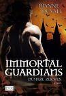 Düstere Zeichen / Immortal Guardians Bd.1 von Dianne Duvall (2012, Taschenbuch)