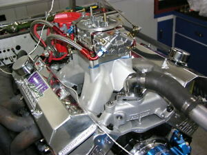 Details about CHEVY TURN KEY SBC 434 STROKER ENGINE 650 HP AFR 220 CNC  HEADS 10 5 Crate Motor