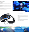 Sony-Playstation-VR-Headset-PS-VR-Virtual-Reality-Controller-PS4-Camera-Bundle thumbnail 12