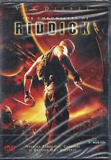 Dvd **THE CHRONICLES OF RIDDICK** con Vin Diesel nuovo sigillato 2004