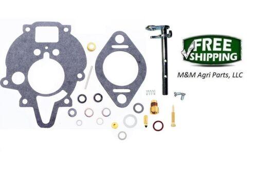 Carburetor kit John Deere 3010 3020 4000 4010 4020 Tractor Zenith Carb rebuild