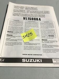 Suzuki-VL1500-K4-Intruder-Vl-1500-2004-Instruction-Preparation-Manual-Mounting