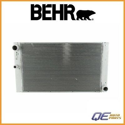 For BMW E60 E61 535i xDrive 535xi Radiator Behr 376727661