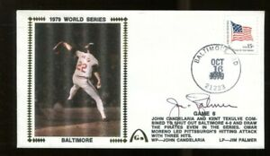 Jim-Palmer-Signed-FDC-First-Day-Cover-Autographed-Orioles-56178