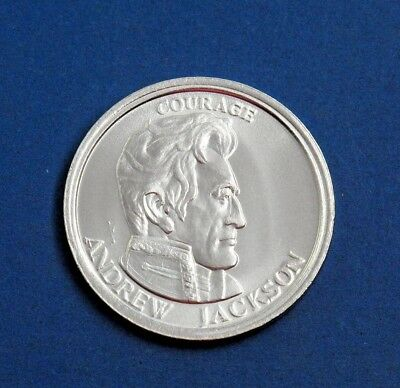 1978 Liberty Lobby Silver Round 1//2 troy ounce .999 fine