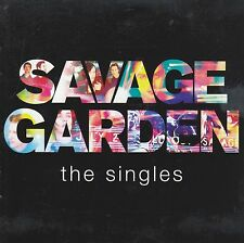 SAVAGE GARDEN - THE SINGLES CD ~ GREATEST HITS / BEST OF ~ DARREN HAYES *NEW*