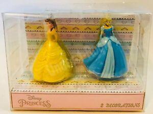 Primark-Disney-Principessa-2-Pack-per-albero-di-Natale-da-appendere-Decorazioni-BN