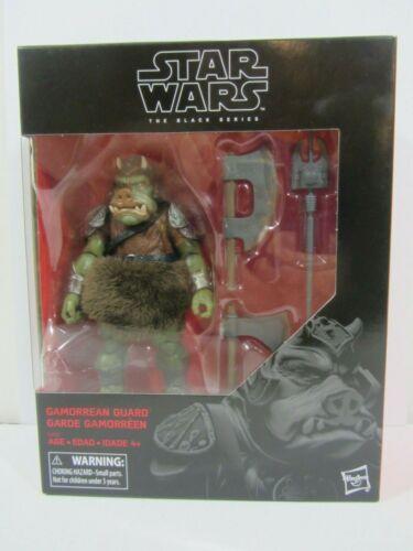 Star Wars The Black Series-Gamorrean Guard Figure New in Box E2502 1219K