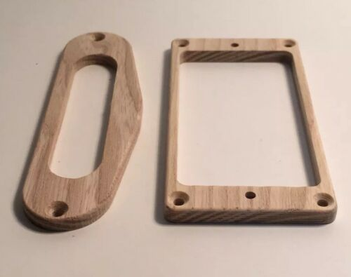 Guilford ASH Flat H//T  Humbucker Tele Pickup Ring Set USA
