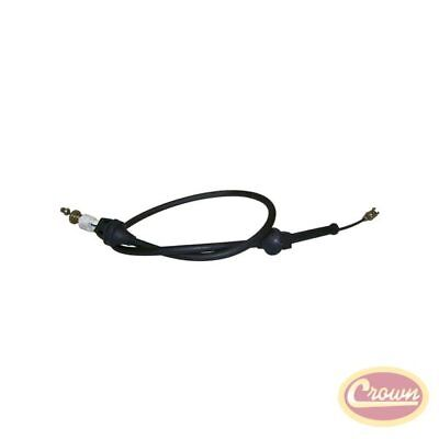 Fits Jeep Wrangler TJ 1997-2006  Engine Throttle Cables   4854137