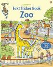 First Sticker Book Zoo by Cecilia Johansson (Paperback, 2010)
