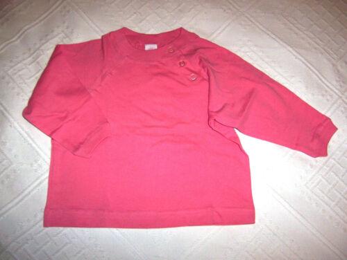 OILILY BABY SHIRT taille 56 62 68 74 Nouveau Chemise Manches Longues en trois couleurs