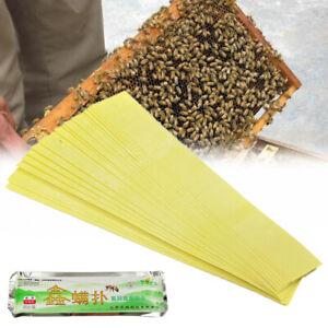 20pcs-Beekeeping-Fluvalinate-Mite-Killer-Tool-Set-Pest-Control-Varroa-Strip-Pack