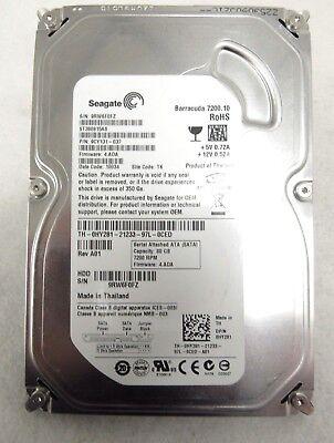 3.0Gp//s 7200RPM 80GB SATA 3.5 HDD Seagate ST380815AS