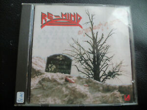 Re-Mind-an-Epitaph-in-Sorrow-CD-1993-metal-rock-RARE