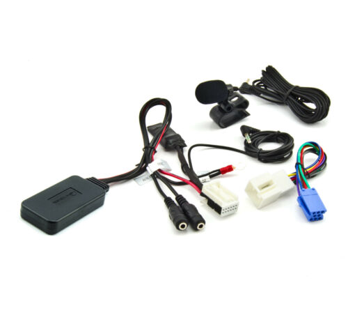 Adaptador Bluetooth para AUDI VW skoda hasta 2014 música Stream salga impune a2dp HFP