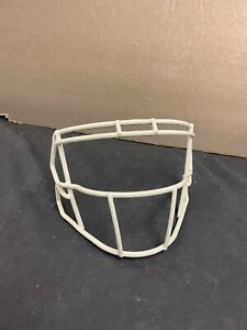 Riddell SPEED S2BD Adult Football Facemask In METALLIC SILVER.