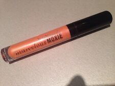 Bare Minerals Marvelous Moxie LipGloss Full Size Rock Star Shimmer Free PP