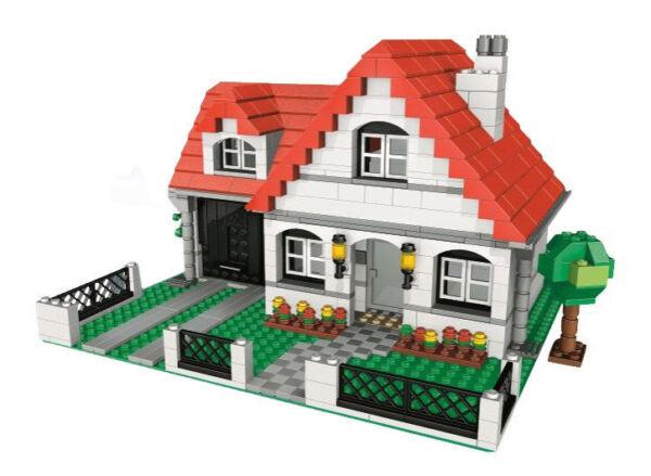 Lego creator house 4956 ebay for Lego house original