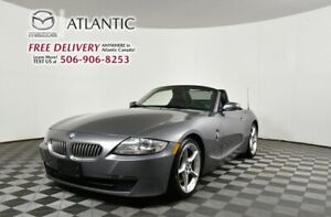 2008 BMW Z4 3.0si Leather Navigation Heated Seats