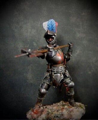 1//24 Resin Figure Model Kit Predator Warrior Alien Unpainted Unassambled