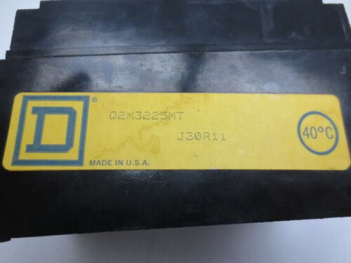Square D Q2M3225MT Circuit Breaker