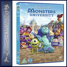 MONSTERS UNIVERSITY -  John Goodman & Billy Crystal  **BRAND NEW DVD  **